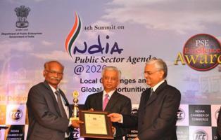 SJVN CSR Award 2013