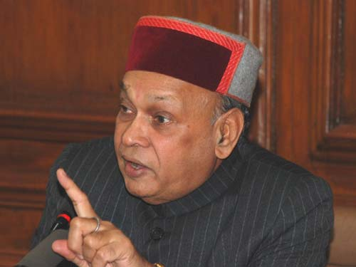 BJP to submit charge sheet against congress government in Himachal to Governor