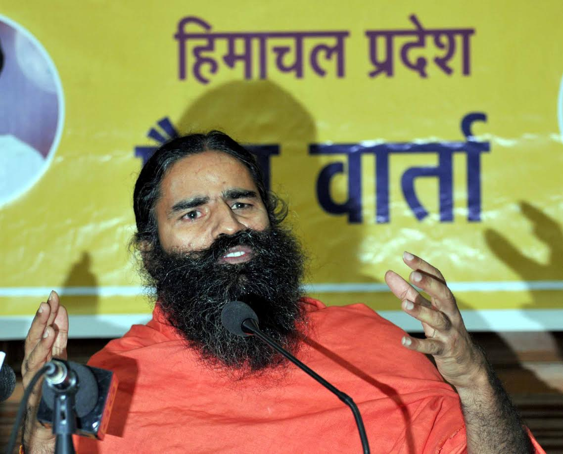 I introduced Anna Hazare in Delhi, says Ramdev
