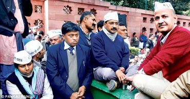 Anarchy is not the 'alternative politics' aam aadmi asked for