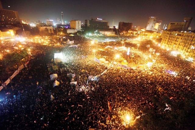 Arab Spring - Revolution