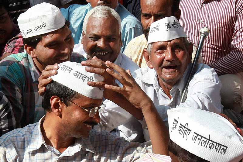 Arvind Kejriwal - Delhi Chief Minister
