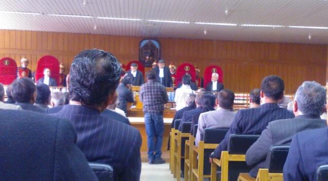 Justice Tarlok Singh Chauhan