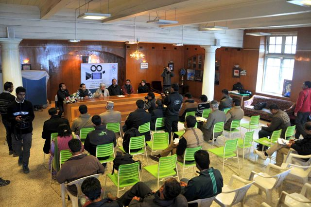 Shimla Film Festival - 2014 Press Conference at  YMCA