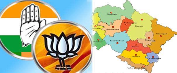 Uttarakhand - BJP on  tenterhooks