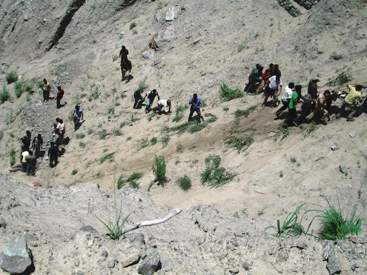 Bus accident in Sangla Valley, Kinnaur_4