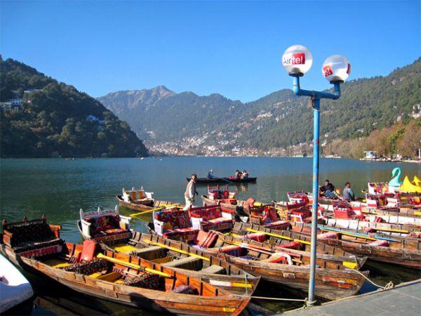 Naini Lake, Nainital