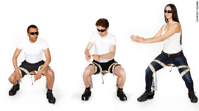 Noonee invisible chair_1