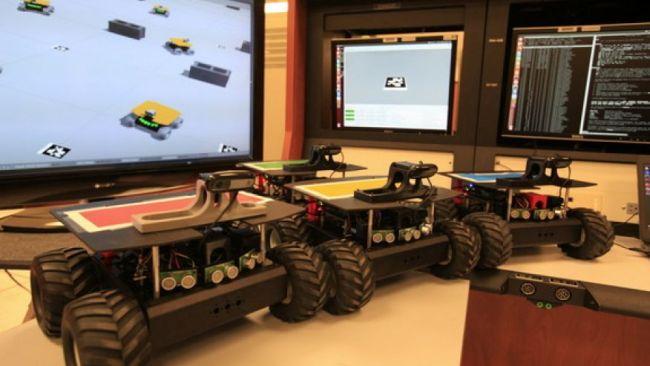 Swarmie robots_1