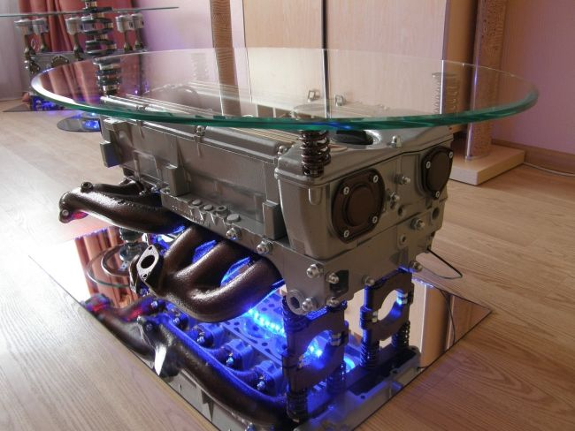 Top Gear Engine coffee table_3