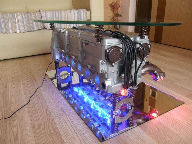Top Gear Engine coffee table_6