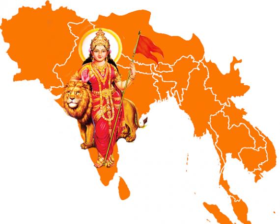 Image result for akhand bharat