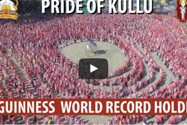 Kullu Women Nati, a world record