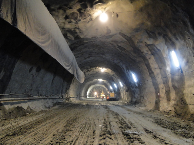 South Portal Rohtang Tunnel