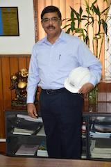 Sanjeev Kishore, NTPC Koldam General Manager
