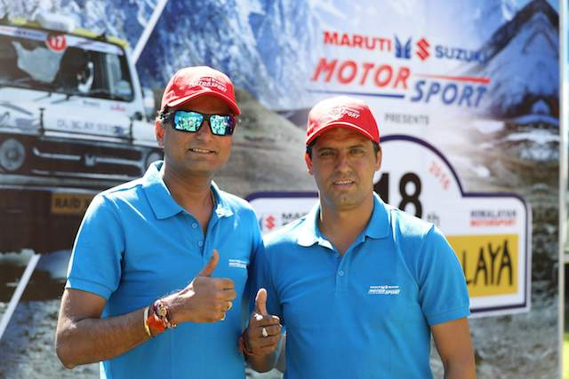 Rana and Naik, deserving winners at 18th Raid