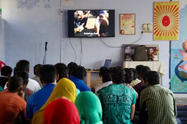 Dharmashala Jail Inmates Wach Festival 2016 Film