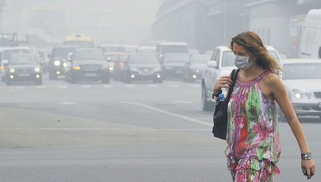 Delhi is now one of most polluted cities in the world (Image courtesy: pc-tablet.co.in)