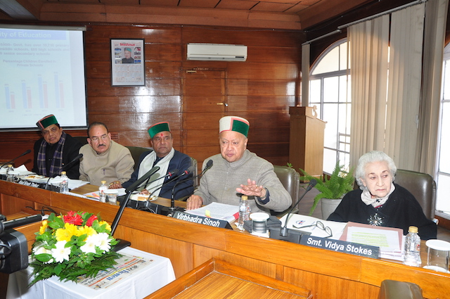Himachal Pradesh Lays Out Rs 5700 Cr Plan For 2017-18
