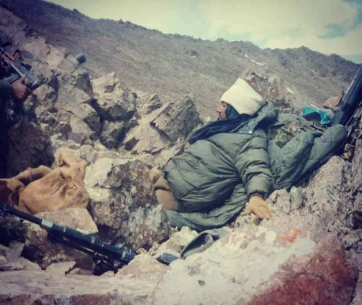 Kargil War Hero Recalls Tiger Hill Capture Moments – Hill Post