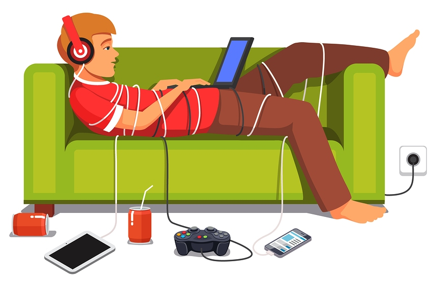 Have 'Digital Gadgets' Become Intoxicants For Young Minds?