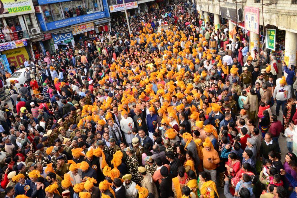CM Inaugurates International Mandi Shivaratri Fair